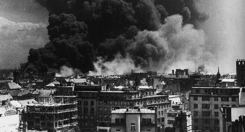 Bombing of Bratislava in World War 2