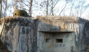 WW2 Bunker Tour and Authentic WW2 Guns Shooting