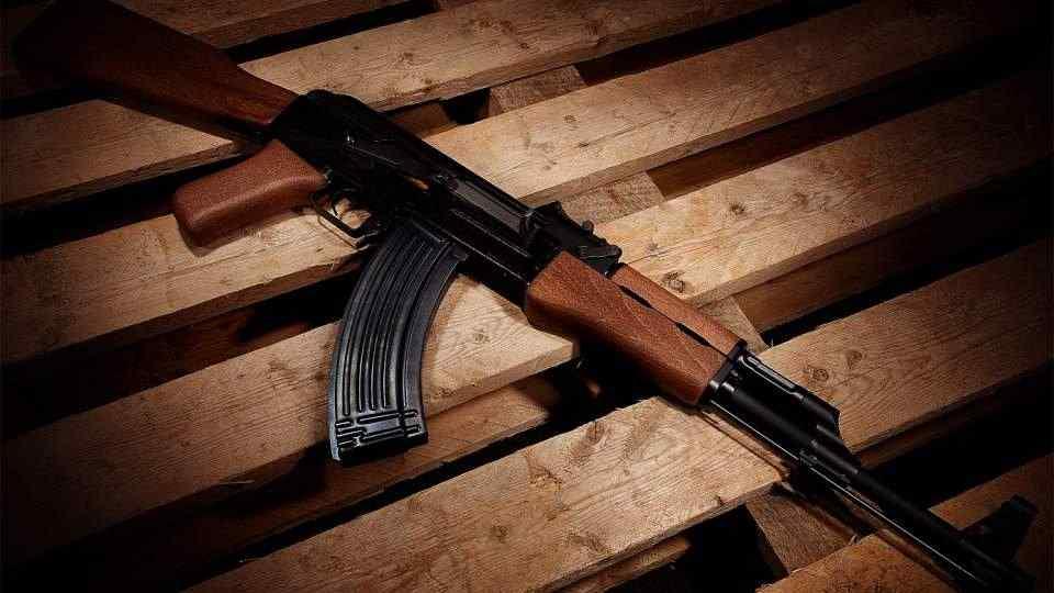 Kalashnikov & Friends