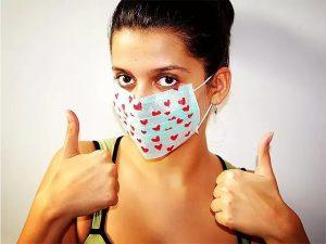 Facemask against coronavirus